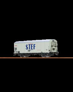 Kühlwagen UIC 1 STEF, Epoche 4