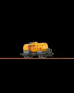 Kesselwagen, eingestellt bei der DB, Ep.3 Shell