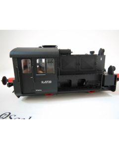 Diesellokomotive Köf II der DR