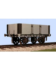 5 Plank Open Wagon Side Door. Bausatz