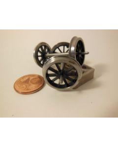 21.8mm 10-Einfachspeichenrad