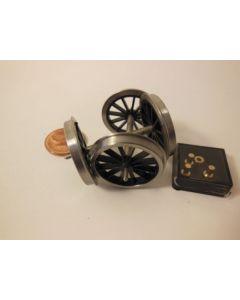 27.8mm 12-Einfachspeichenrad