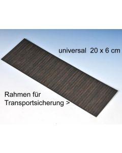 Universalladeboden 20 x 6cm
