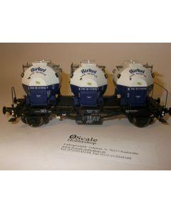 Behältertragwagen BTs 30  Epoche 3 Birkel