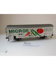 Kühlwagen UIC 1 Migros Epoche 3