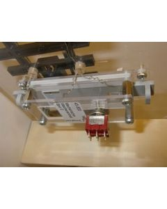 Unterflurhandantrieb für Weichen, Bausatz