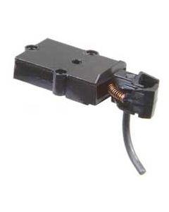 Magne-Matic Coupler (Plastik), schwarz