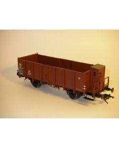 Güterwagen offen Om12 DB mit Bremserhaus
