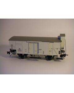 Kühlwagen mit Bremserhaus