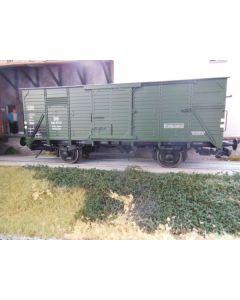 Gerätewagen auf Basis des G10 der DB