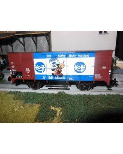 Güterwagen geschlossen G10 DB, Koff