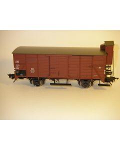 Gedeckter Wagen G10 der Reichsbahn Epoche 3
