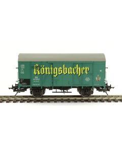 Gedeckter Wagen G20 Kassel Königsbacher