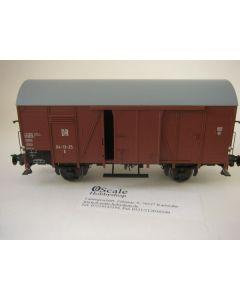Gedeckter Wagen G20 Reichsbahn