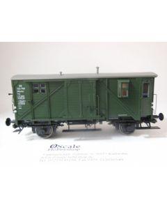 Güterzugbegleitwagen Pwg14