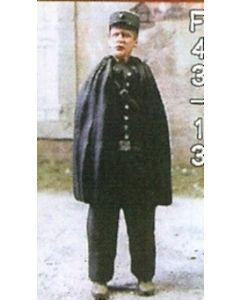 Polizist im Cape
