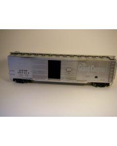 50 DD-Boxcar Built ATSF