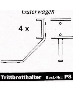 Trittbretthalter Güterw. 4 St.