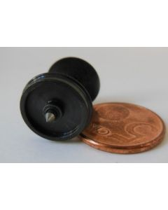 Scheibenrad 12mm Spitzenlager