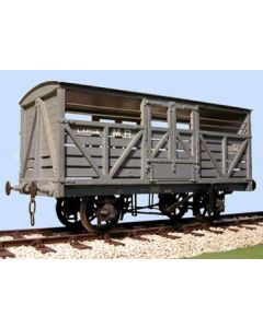 MR Cattle Wagon.Bausatz