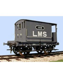 MR 10T Brake Wagon