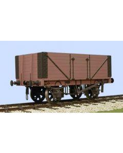 7 Plank Open Wagon Side Door. Bausatz