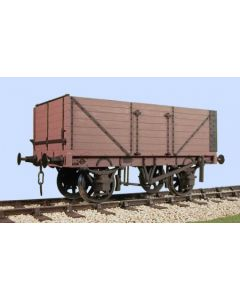 7 Plank Open Wagon Side & End Door