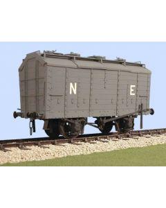 LNER Bulk Alumina Wagon. Bausatz
