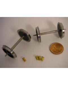 21.8mm Scheibenrad