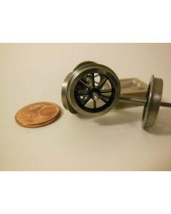 19.0mm 8-Speichenrad