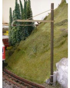 Om Holz-Streckenmast