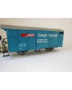 gedeckter Wagen RhB Cargo Domizil