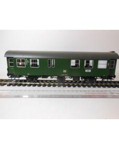 Umbauwagen BD4yg 2. Klasse mit Gepäckabteil