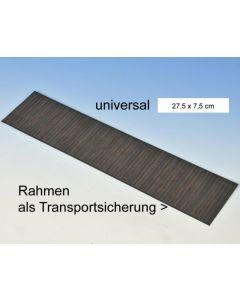 Universalladeboden 27,5 x 7,5cm